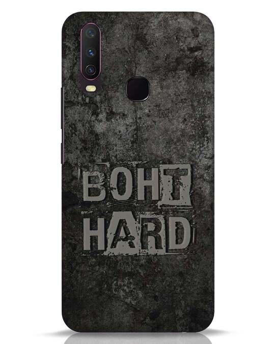 Shop Boht Hard Vivo Y17 Mobile Cover-Front