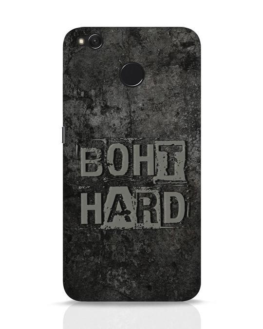 Shop Boht Hard Xiaomi Redmi 4 Mobile Cover-Front