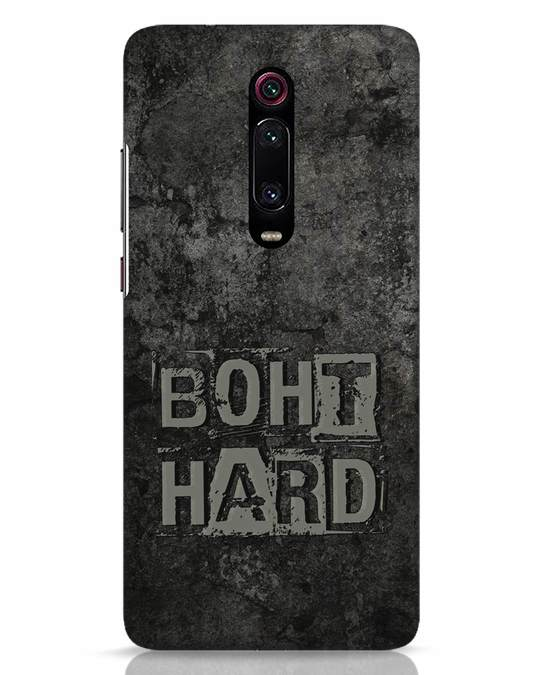 Shop Boht Hard Xiaomi Redmi K20 Mobile Cover-Front