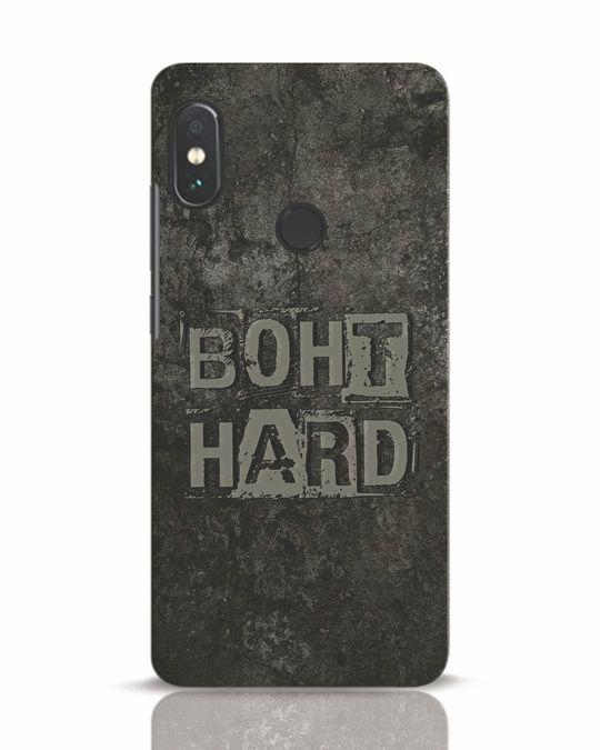 Shop Boht Hard Xiaomi Redmi Note 5 Pro Mobile Cover-Front