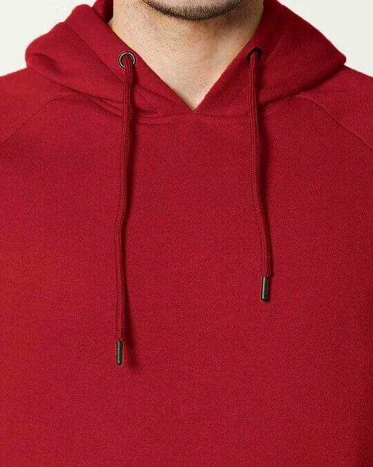 Shop Bold Red Hoodie