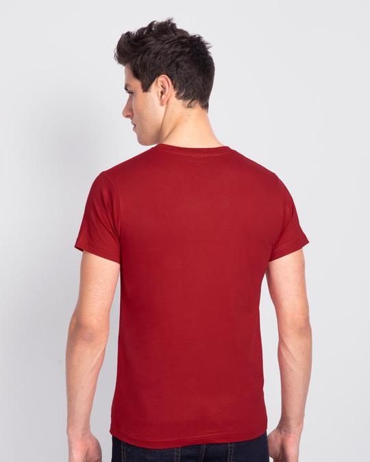 Shop Boo TNJM Half Sleeve T-Shirt (TJL)-Design
