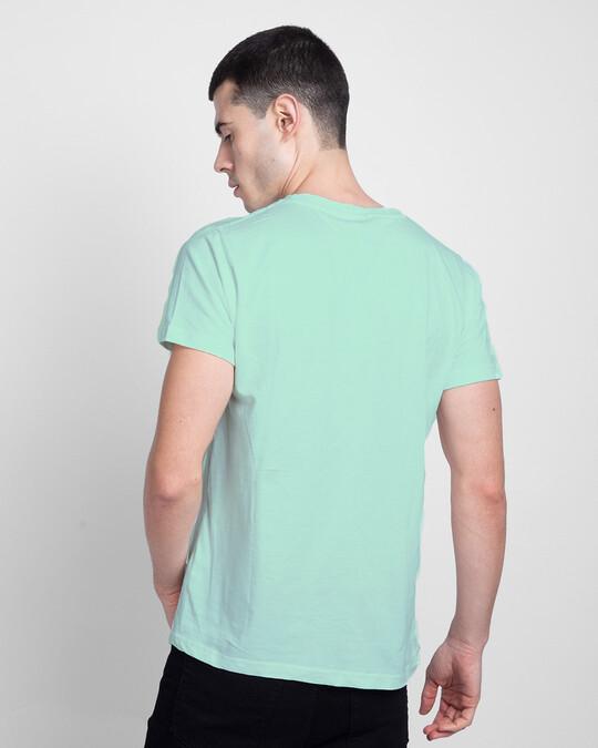 Shop BOOBOO Half Sleeve T-Shirt Bird Egg Green-Design