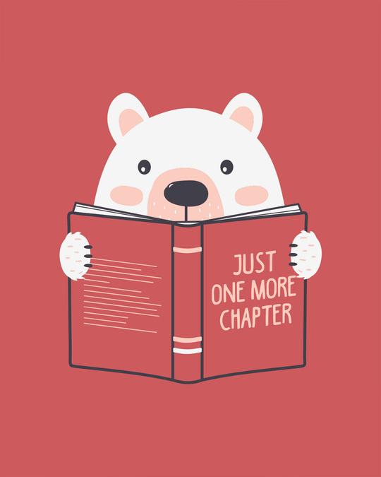 Shop Book Bear Scoop Neck Full Sleeve T-Shirt-Full