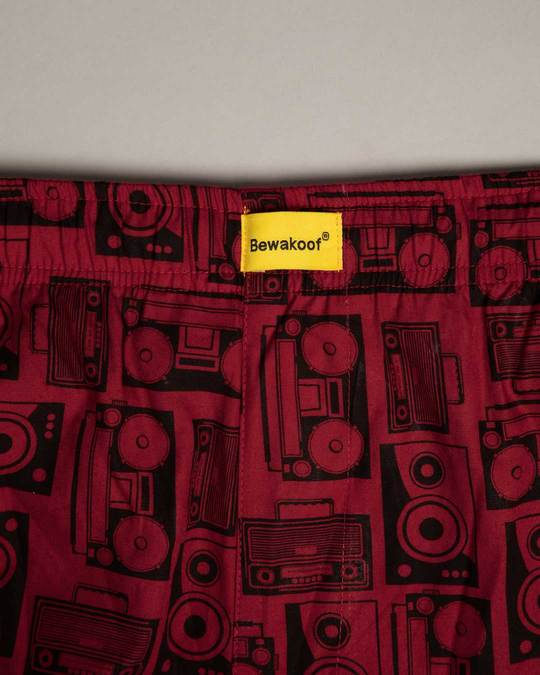 Shop Boomboxes All Over Printed Pyjama