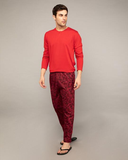 Shop Boomboxes Poplin Pyjama-Full