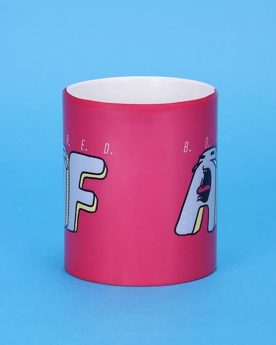 Shop Bored AF Mug-320 ml-Design