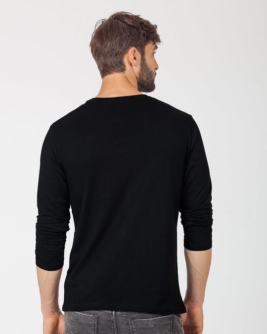 Shop Born To Sleep Full Sleeve T-Shirt-Full
