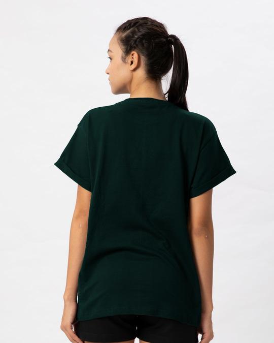 Shop Born To Win Boyfriend T-Shirt-Full