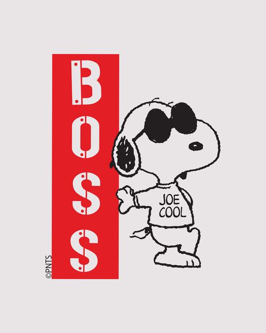 Shop Boss Joe Cool Boyfriend T-Shirt