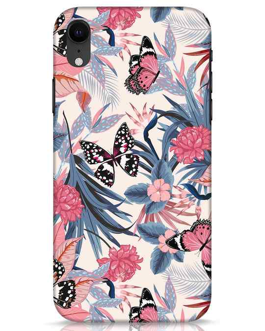 Shop Botany iPhone XR Mobile Cover-Front