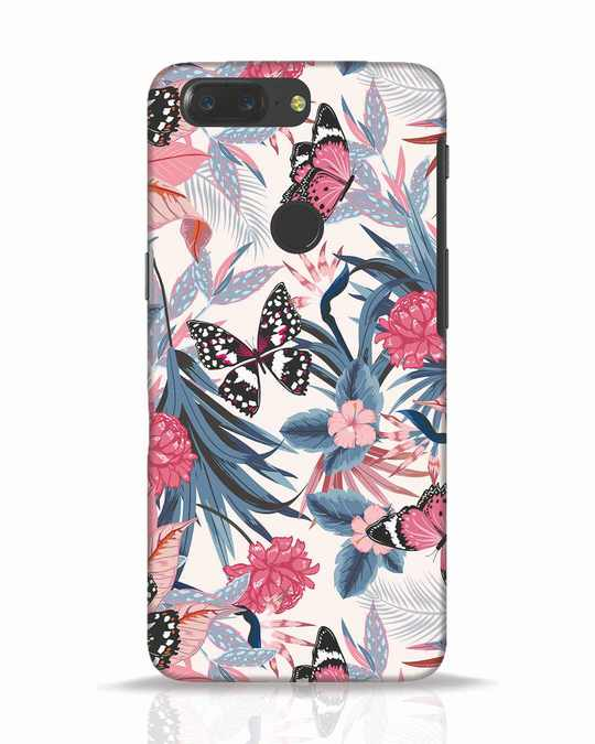 Shop Botany OnePlus 5T Mobile Cover-Front