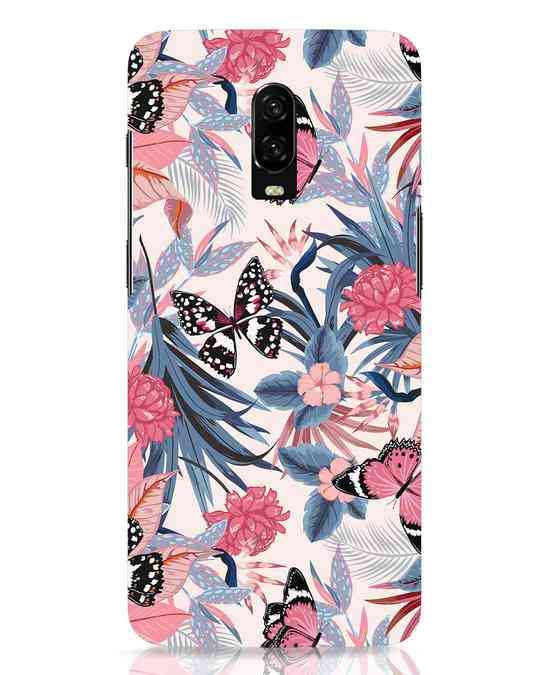 Shop Botany OnePlus 6T Mobile Cover-Front