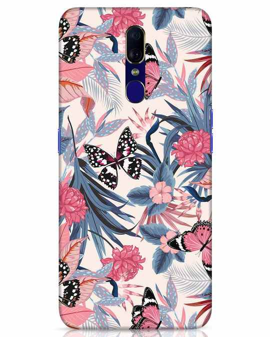 Shop Botany Oppo F11 Mobile Cover-Front