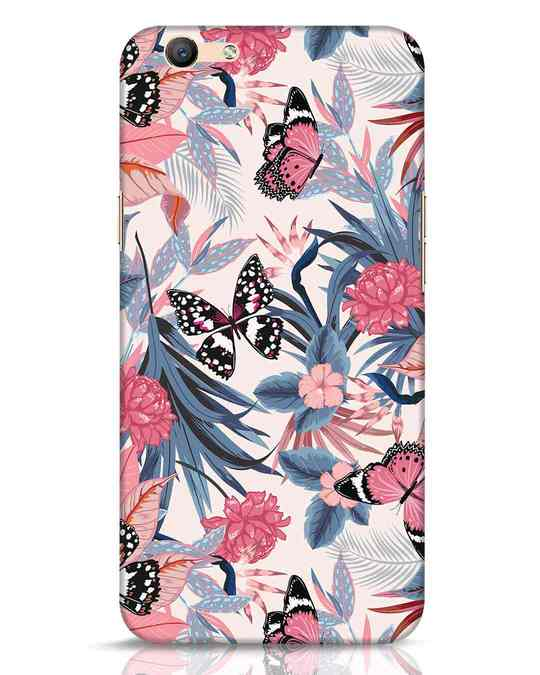 Shop Botany Oppo F1s Mobile Cover-Front