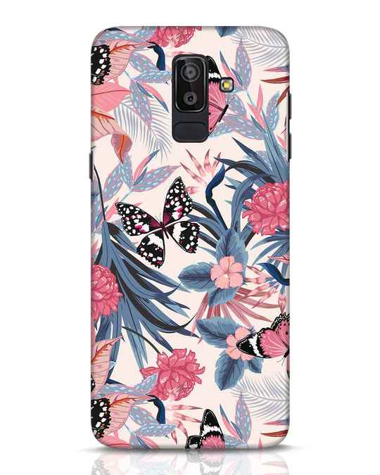 Shop Botany Samsung Galaxy J8 Mobile Cover-Front