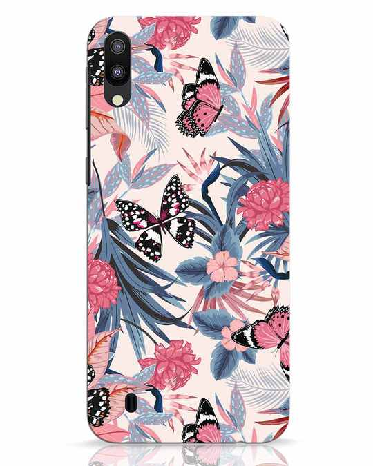 Shop Botany Samsung Galaxy M10 Mobile Cover-Front