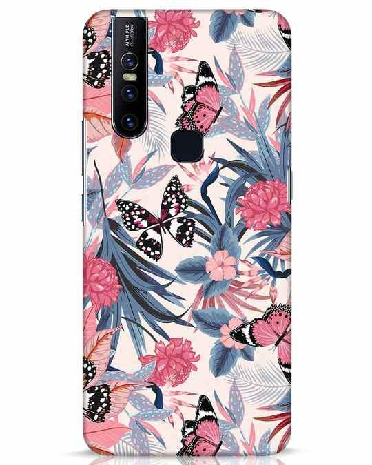 Shop Botany Vivo V15 Mobile Cover-Front