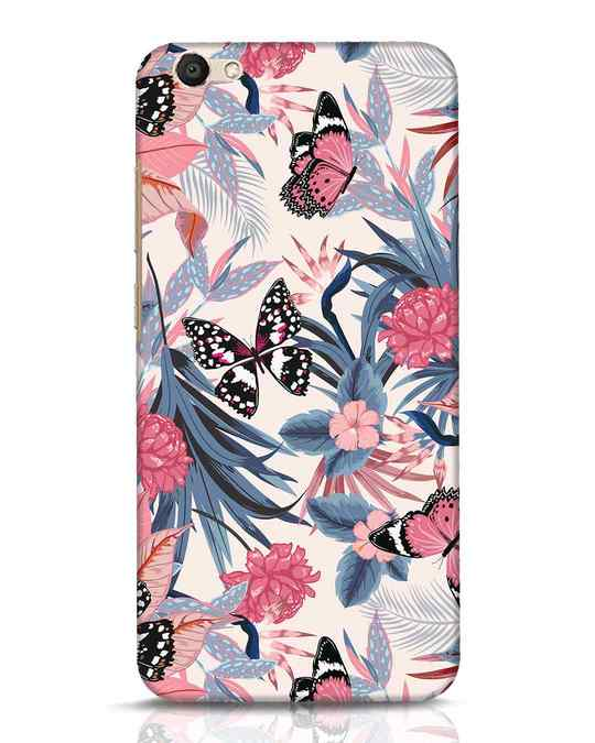 Shop Botany Vivo V5 Mobile Cover-Front