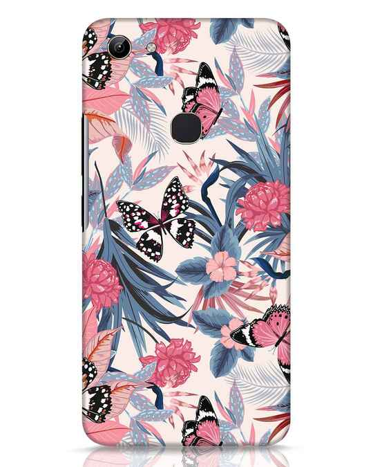 Shop Botany Vivo Y81 Mobile Cover-Front