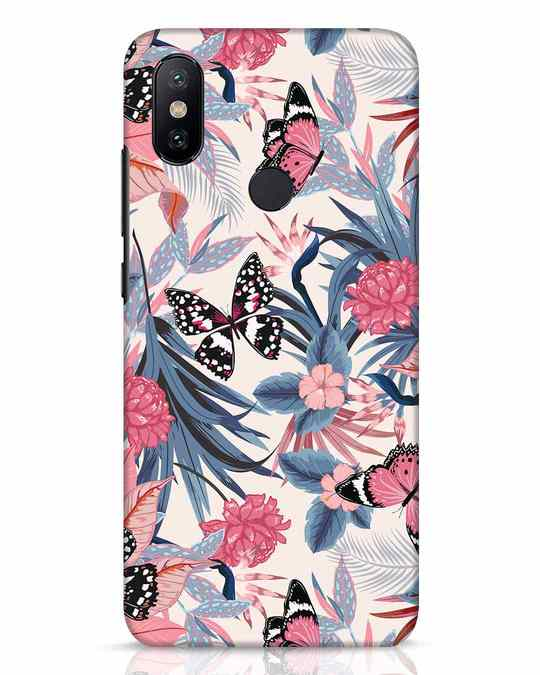 Shop Botany Xiaomi Mi A2 Mobile Cover-Front