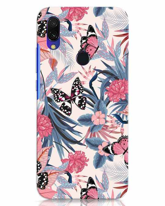 Shop Botany Xiaomi Redmi 7 Mobile Cover-Front