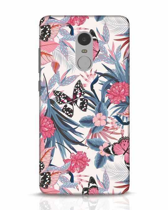 Shop Botany Xiaomi Redmi Note 4 Mobile Cover-Front