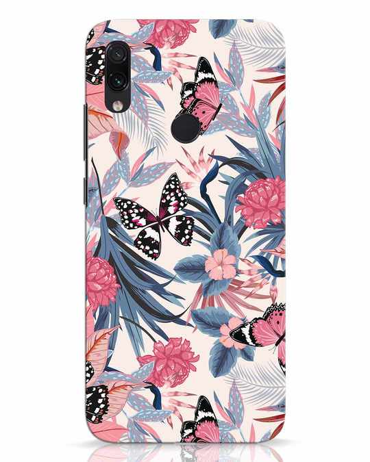 Shop Botany Xiaomi Redmi Note 7 Pro Mobile Cover-Front
