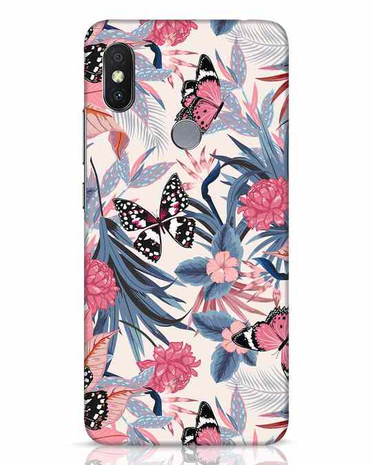 Shop Botany Xiaomi Redmi Y2 Mobile Cover-Front