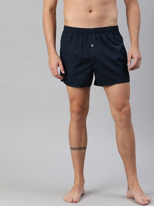 Shop Boxer Men ( Pack Of 2 )-Back