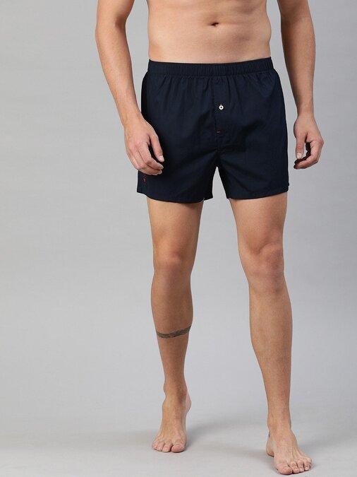 Shop Boxer Men's ( Pack Of 2 )-Back