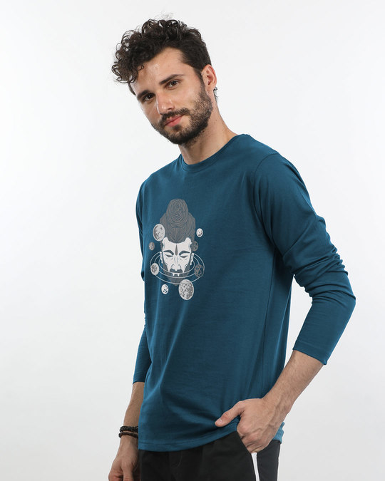 Shop Bramhaand Full Sleeve T-Shirt-Back