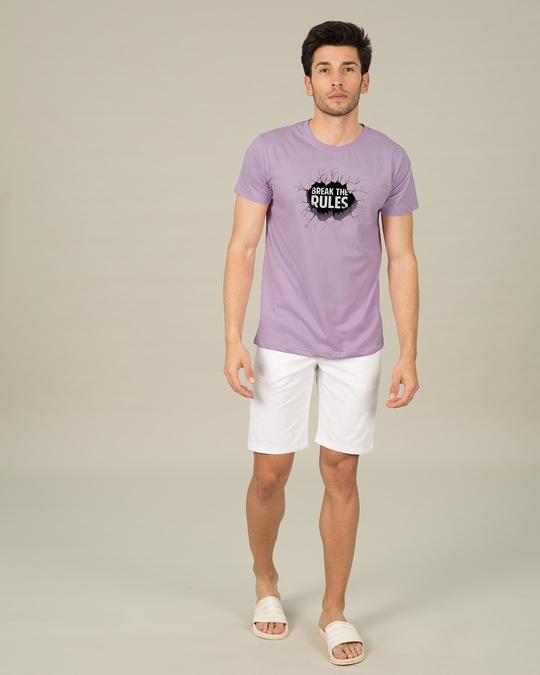 Shop Break Them Half Sleeve T-Shirt