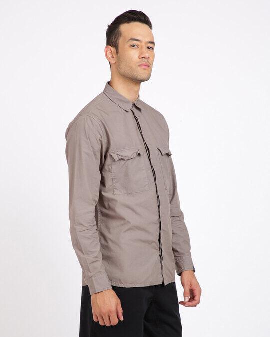 Shop Men Regular Fit Shirt-Back
