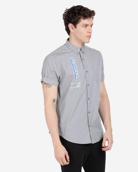 Shop Men Slim Fit Shirt-Full