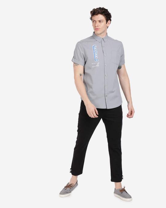 Shop Men Slim Fit Shirt