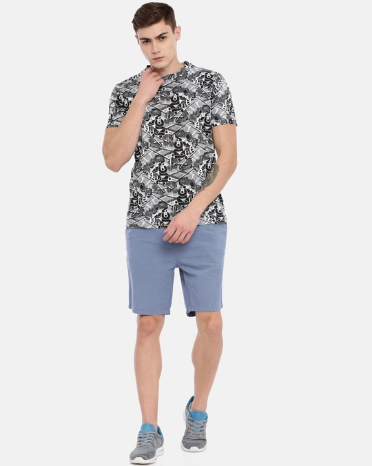 Shop Men Solid Casual Shorts