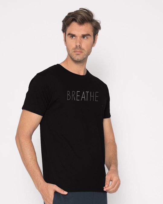Shop Breathe Half Sleeve T-Shirt-Full