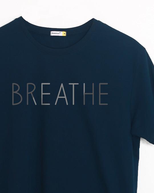 Shop Breathe Half Sleeve T-Shirt-Front