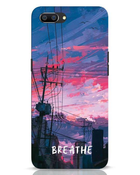 Shop Breathe Realme C1 Mobile Cover-Front