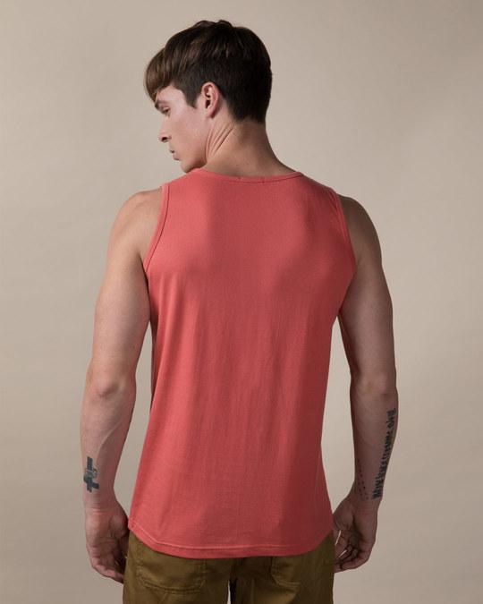 Shop Brick Red Vest-Design
