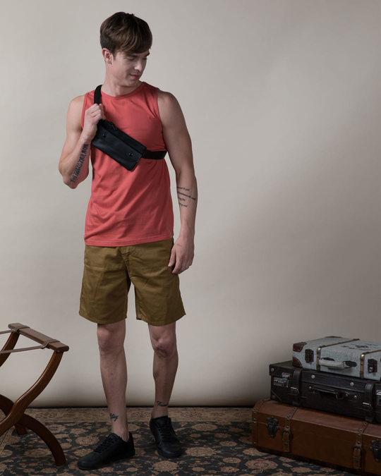 Shop Brick Red Vest-Full