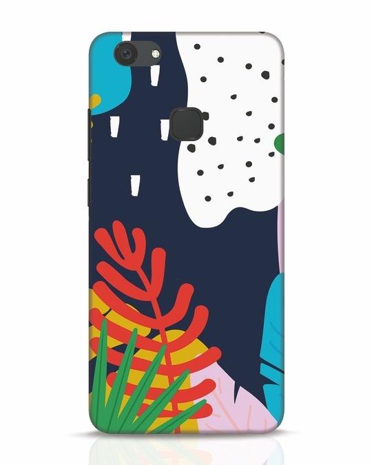 Shop Bright Tropics Vivo V7 Plus Mobile Cover-Front