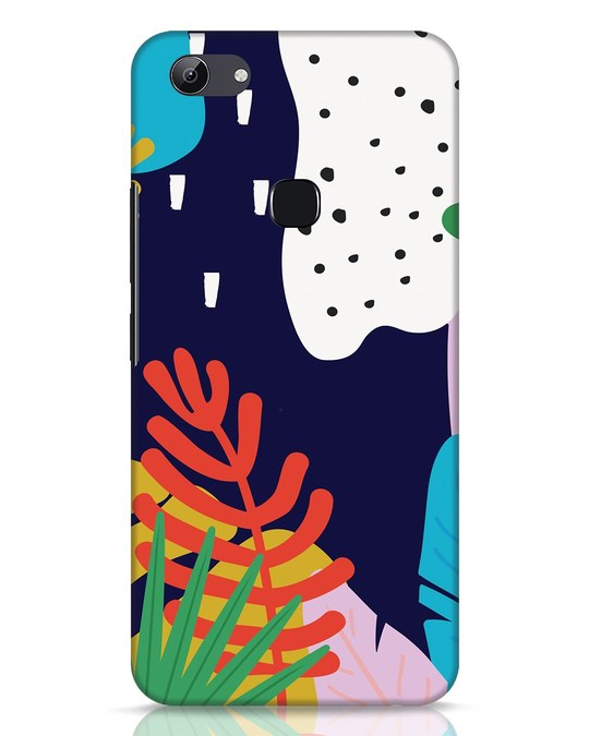 Shop Bright Tropics Vivo Y83 Mobile Cover-Front