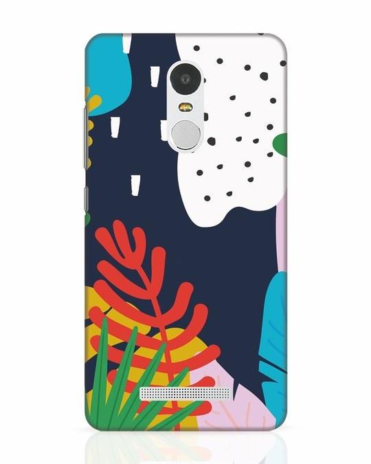 Shop Bright Tropics Xiaomi Redmi Note 3 Mobile Cover-Front