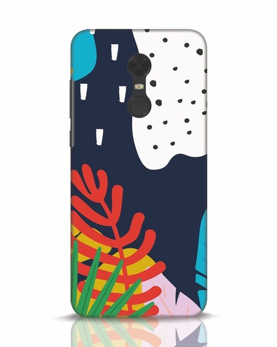 Shop Bright Tropics Xiaomi Redmi Note 5 Mobile Cover-Front