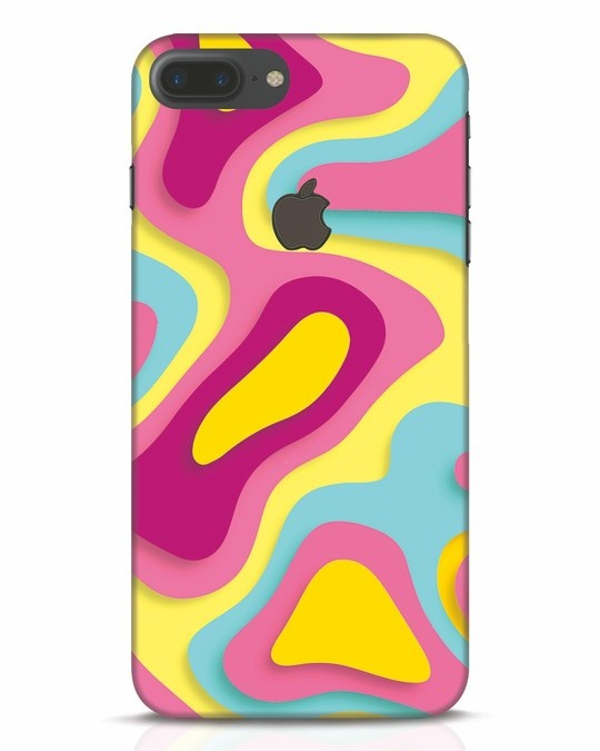 Shop Brights iPhone 7 Plus Logo Cut Mobile Cover-Front