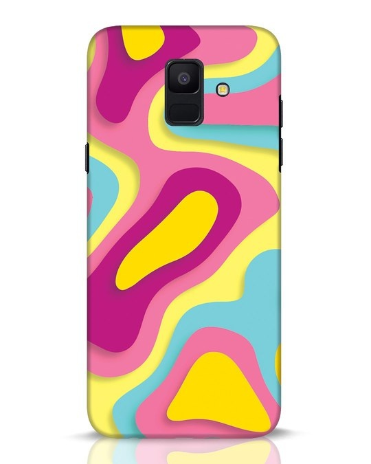 Shop Brights Samsung Galaxy A6 2018 Mobile Cover-Front