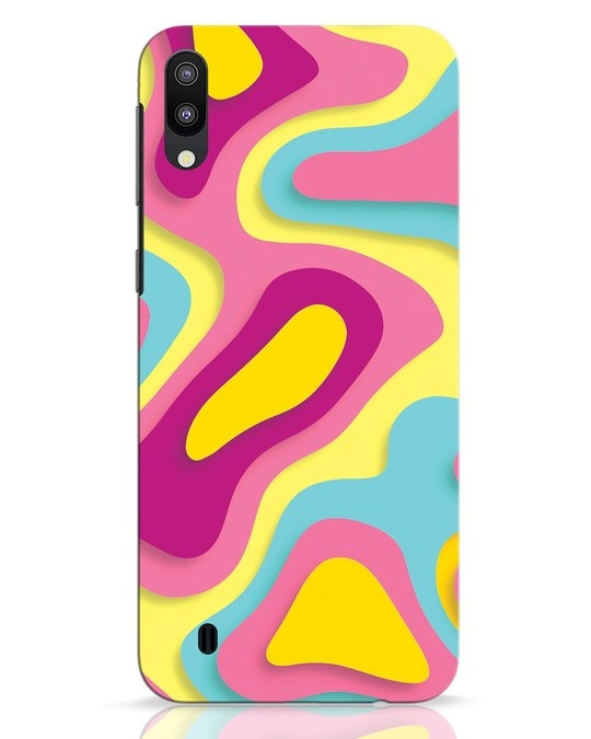 Shop Brights Samsung Galaxy M10 Mobile Cover-Front
