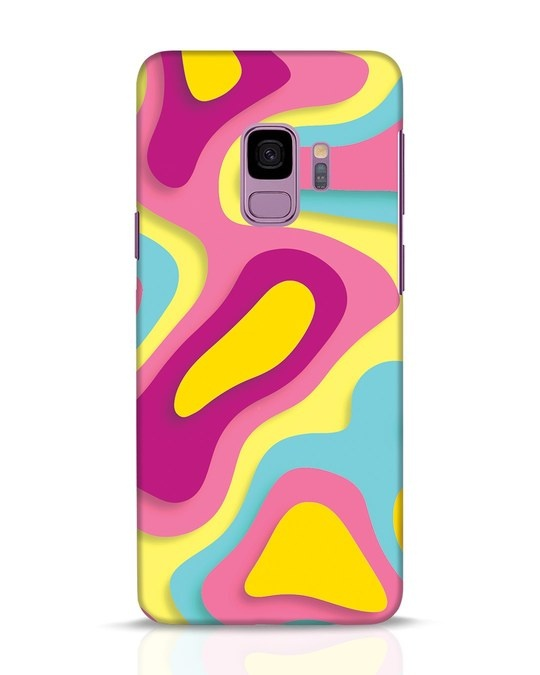 Shop Brights Samsung Galaxy S9 Mobile Cover-Front